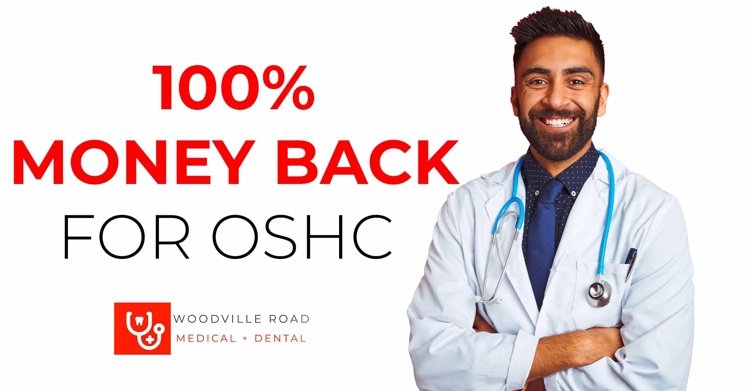 OSHC students and international visitors GP 100% rebate